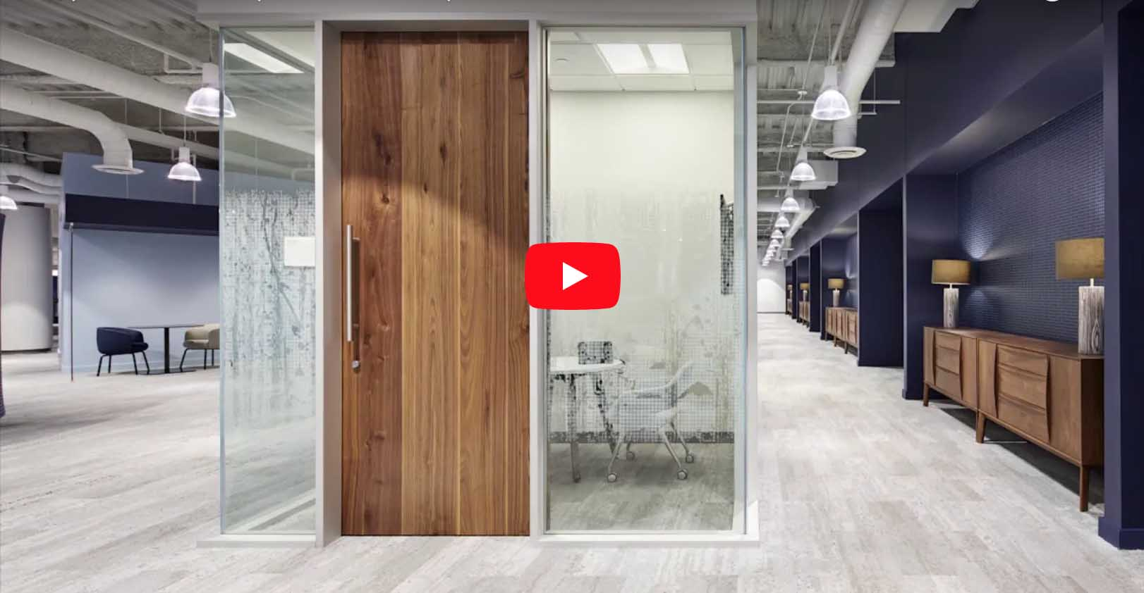 Peek inside Sleep Number's new Minneapolis Headquarters (Video)