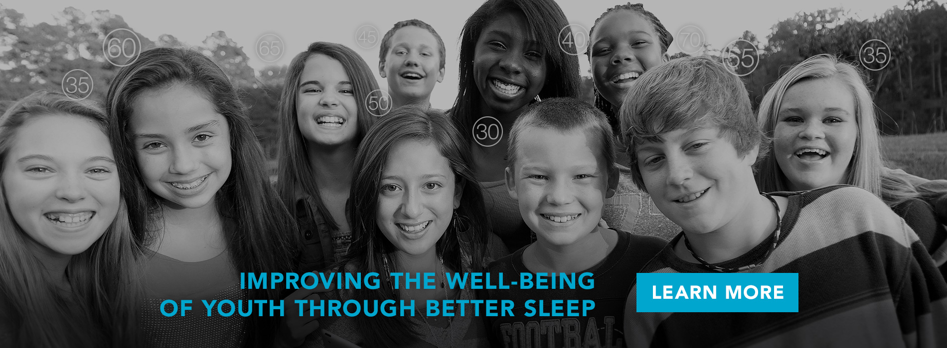 Improving the well-being of youth through better sleep.