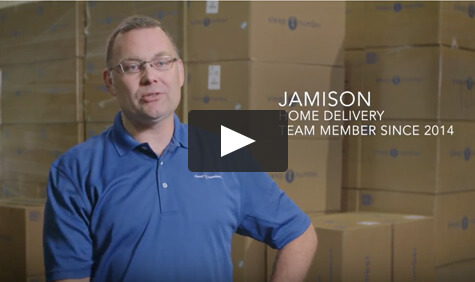 Working at Sleep Number: Jamison's Stor (Video)y