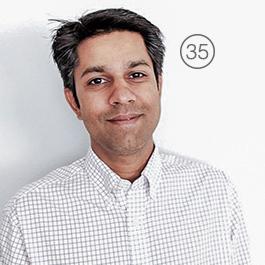 Abhishek, Director of Analytics