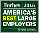 Forbes Best Employeers