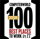 Computerworld 2018 100 best places to work in it