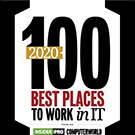 Computerworld 2020 100 best places to work in it