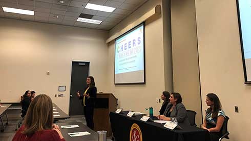 Women-Led Professional Development Event in Texas