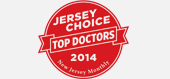 Awards of Jersey Choice Top Doctors 2014