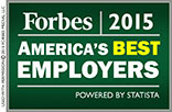 Forbes Best Employers 2015