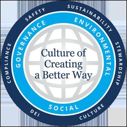 Meaningful purpose badge