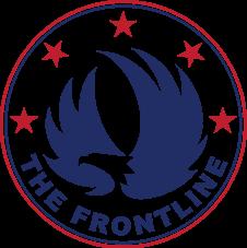 The frontline badge