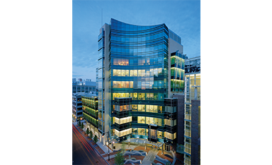 Check Out Takeda's Cambridge Office