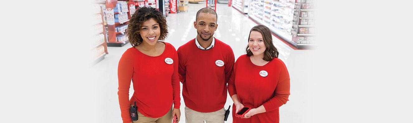 target backroom team member job description