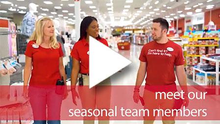 Meet our Seasonal Team Members  (Video)