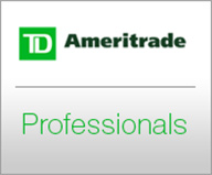 A badge that says 'Ameritrade - Professionals