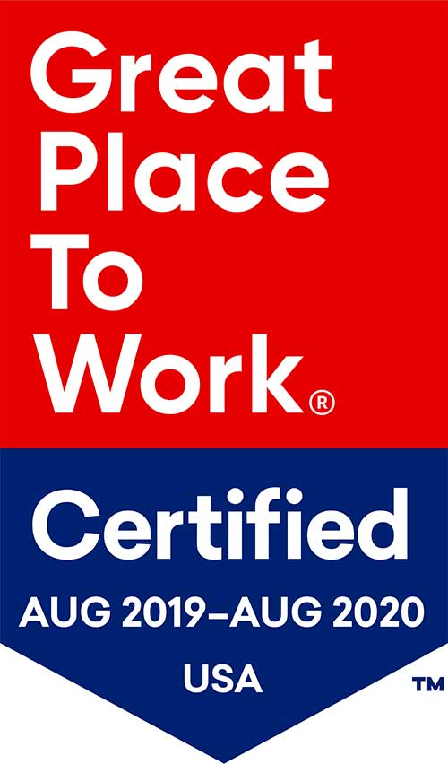 GPTW certified badge aug 2019 rgb certified daterange