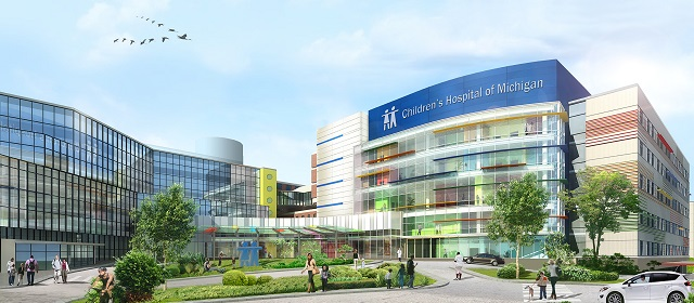 Children's Hospital of Michigan - DMC