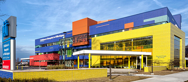 Children's Hospital of Michigan - DMC