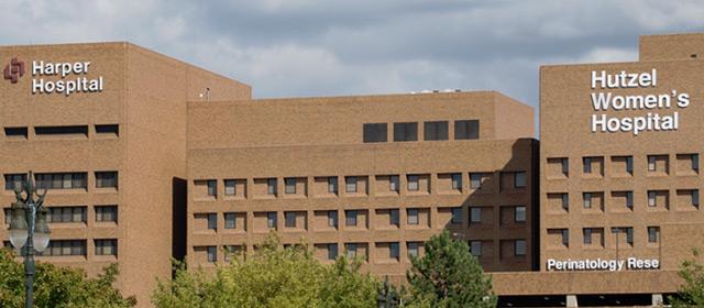DMC Harper-Hutzel Hospital