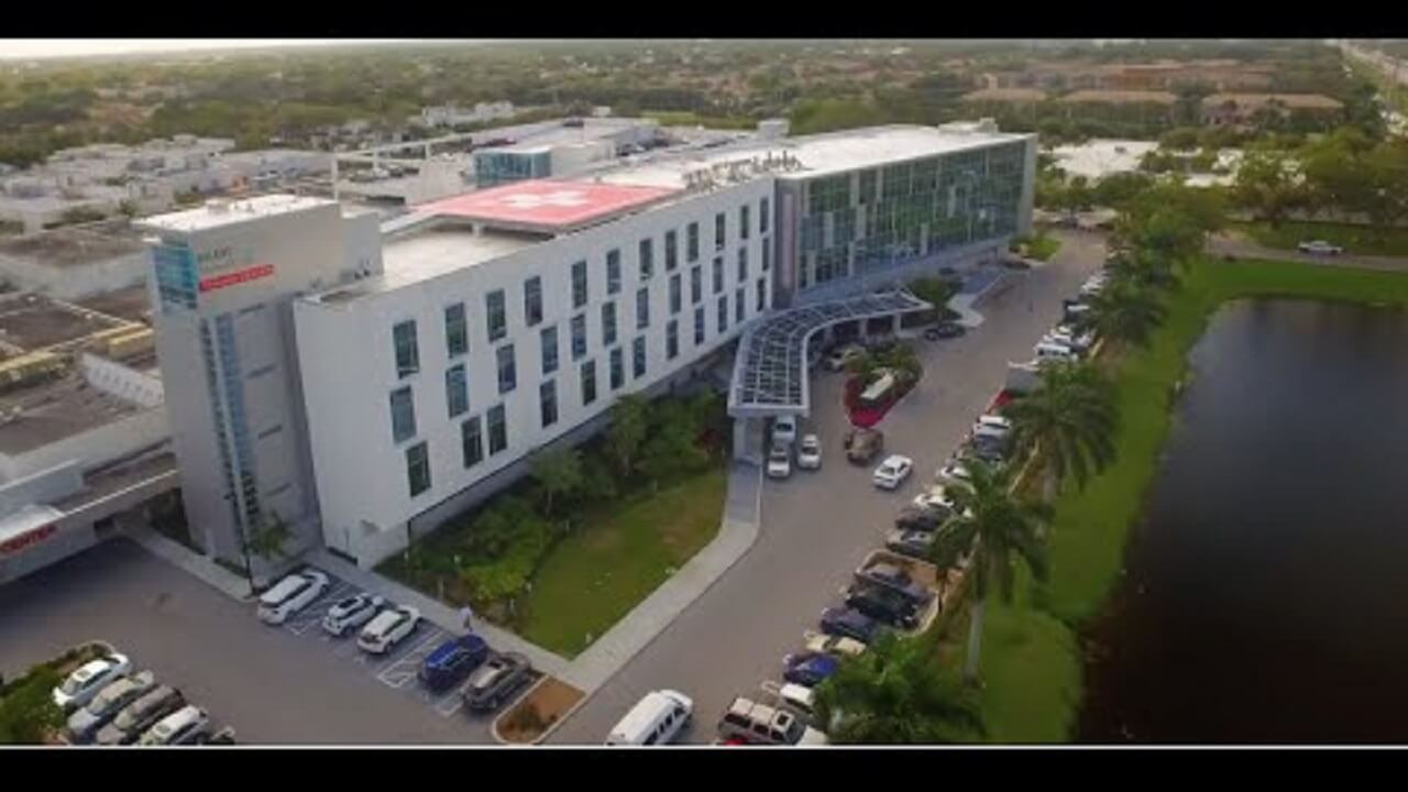 Delray Medical Center - A Community Build on Care (Video)