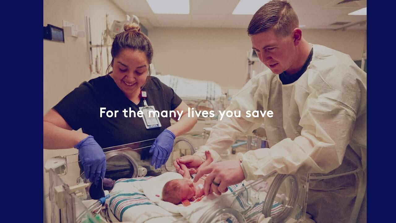 Heroes Work Here - Piedmont Medical Center (Video)