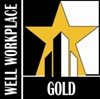 well workplace gold award