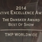 2014 CEA Dansker Prize Awarded to TMP Worldwide
