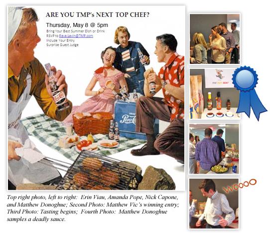 Boston  TMPs Top Chef