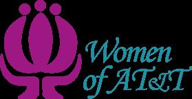 Women of AT&T Logo