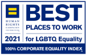 Best Places to Work for LGBTQ Equality logo