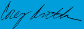 Corey Anthony Signature