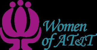 Women of att logo