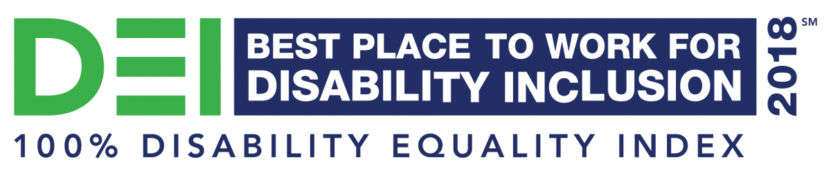 2017 100 Disability Equality Index | Best Places to Work