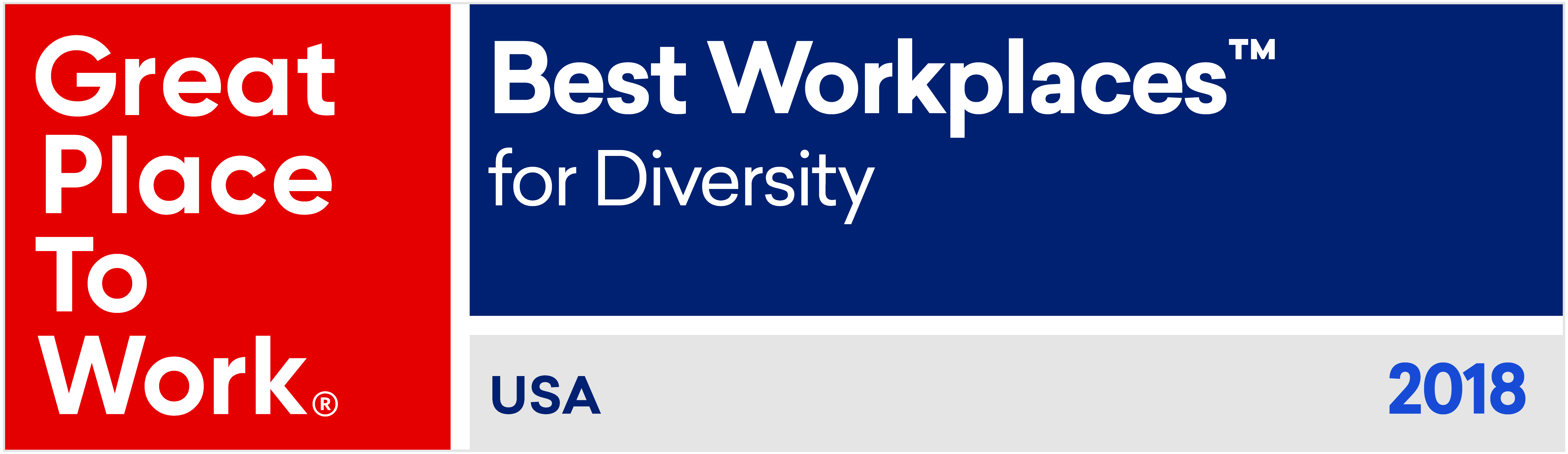 Great Place To Work - Diversity 2018