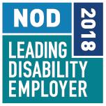 2018 NOD Leading Disability Employer