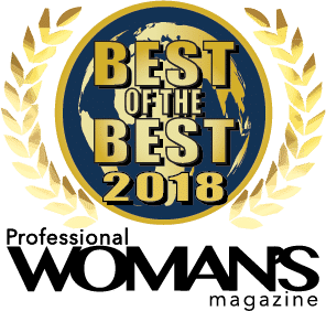2018 Professional Woman's Magazine - Best of the Best award for Top Diversity Employer and Top LGBT-Friendly Company