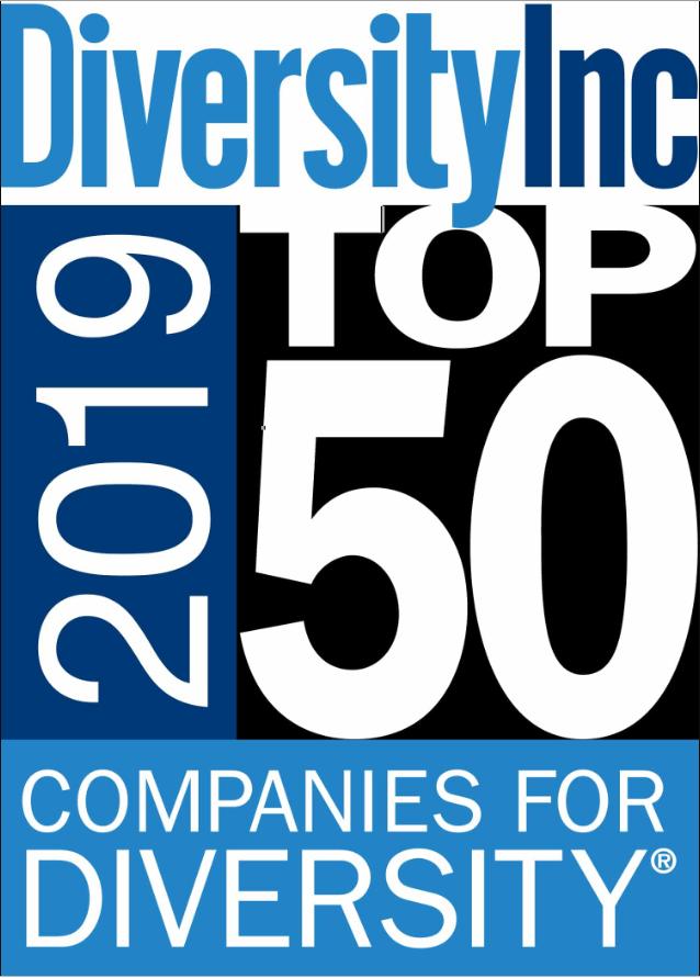 Diversity Inc. Top 50 2019 - Companies for Diversity