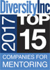 Diversity Inc. Top 15 2017 - Companies for Mentoring