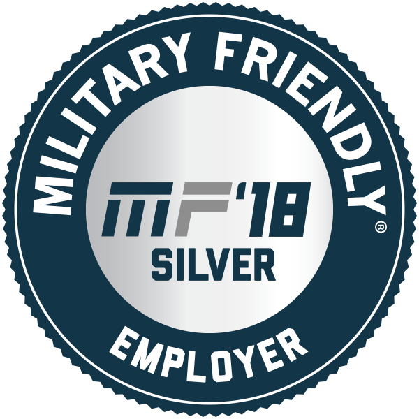 Military Friendly 2016 Top 100 Employer
