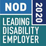 NOD Leading Disability Employer 2020