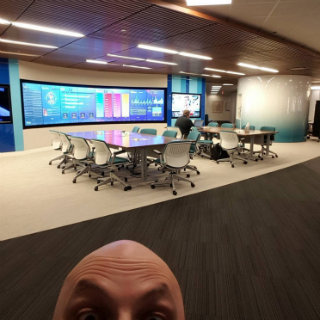 ATT Employees Meeting Area
