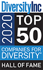 2020 Top 50 Companies for Diversity