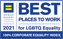 2021 Best Places to Work for LGBTQ Equality