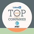 2021 LinkedIn Top Companies
