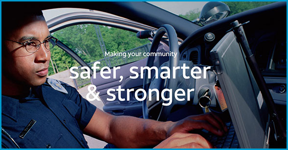 Making your community safer, stronger and smarter