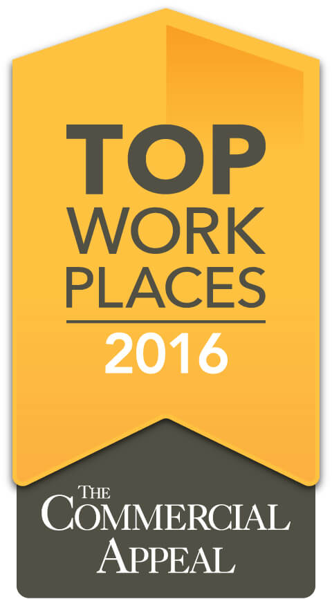 Top work places 2016 award
