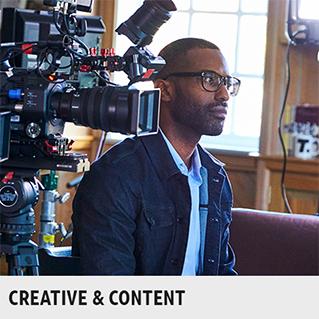 Creative & Content