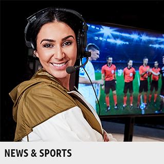 News & sports