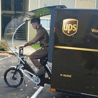 UPS Is A Leader In Transportation Technology And Others Are Taking Notice