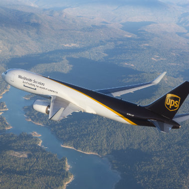UPS senior management explains the benefits and impact of global opportunities.