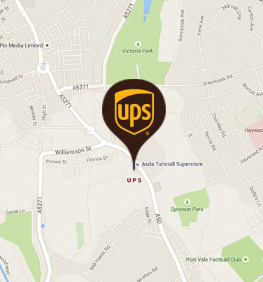 Union Operations Clerk Parttime UPS Freight At UNITED PARCEL - Ups Service Map Of The Us