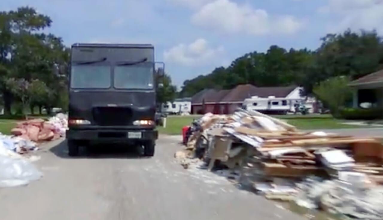 Play Video: Hurricane Harvey
