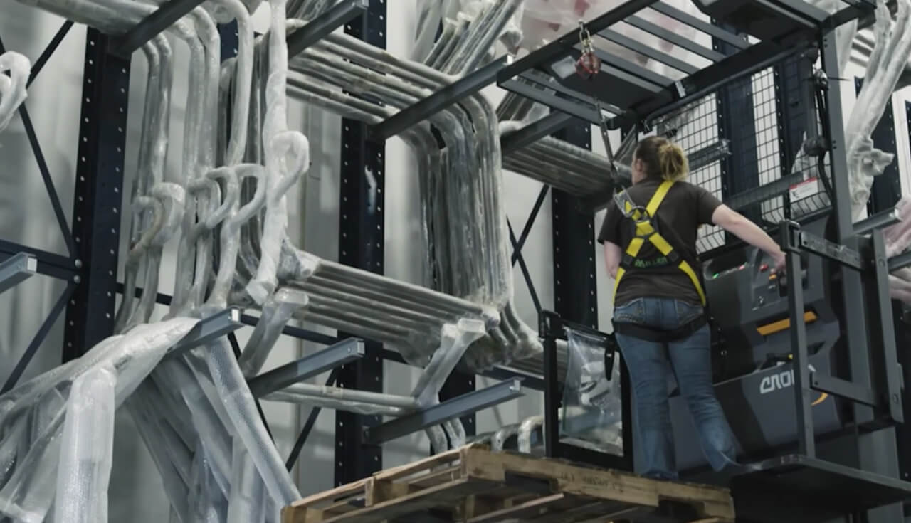Play Video: UPS Logistics and Distribution